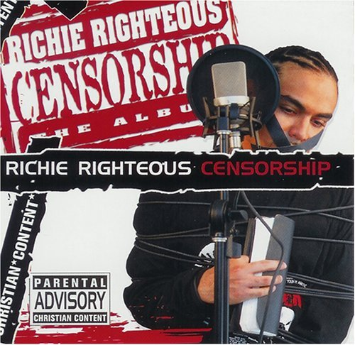 Richie Righteous Censorship