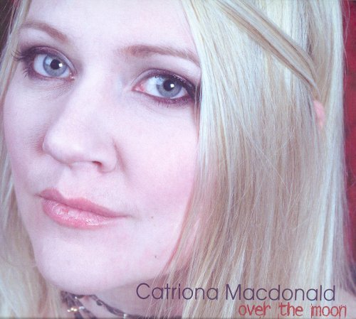 Catriona Macdonald Over The Moon Import Gbr 2 CD