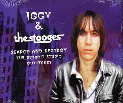 Iggy & The Stooges Search & Destroy The Detroit S Digipak