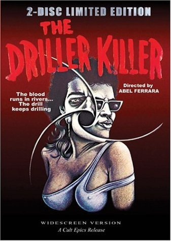 Driller Killer Early Short Fil Driller Killer Early Short Fil Clr Ws Nr 2 DVD