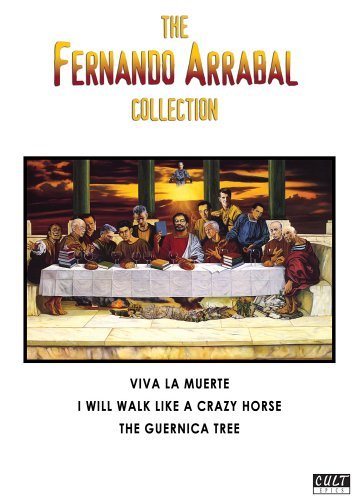 Fernando Arrabal Collection Fernando Arrabal Collection Clr Eng Sub 3 DVD Lmtd Ed.