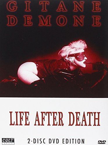 Gitane Demone Life After Death 2 DVD Incl. CD