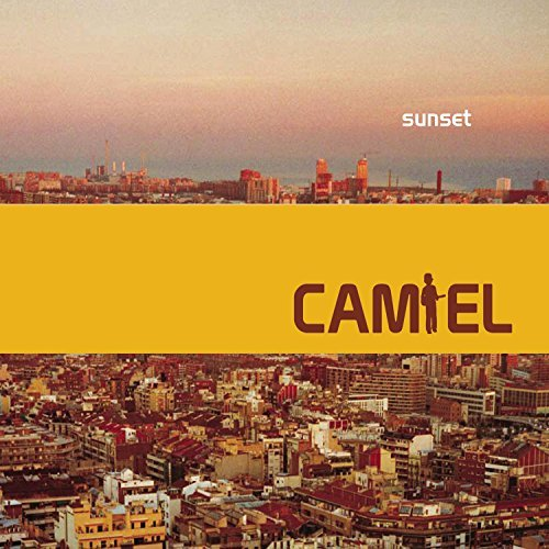 Camiel Sunset Digipak