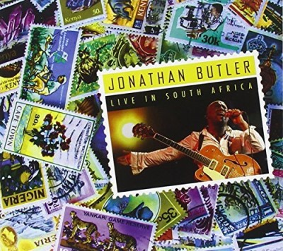 Jonathan Butler Live In South Africa Incl. DVD