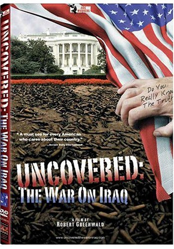 Uncovered War On Iraq Uncovered War On Iraq Nr