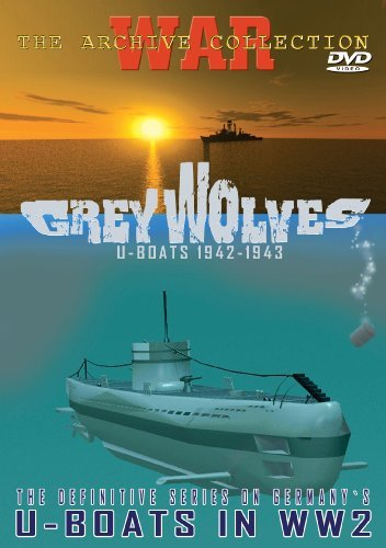 U Boats 1942 1945 Grey Wolves Nr