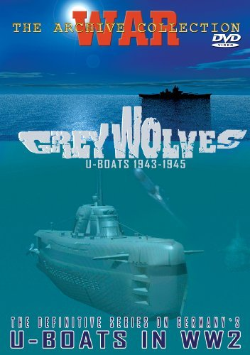 U Boats 1943 1945 Grey Wolves Nr