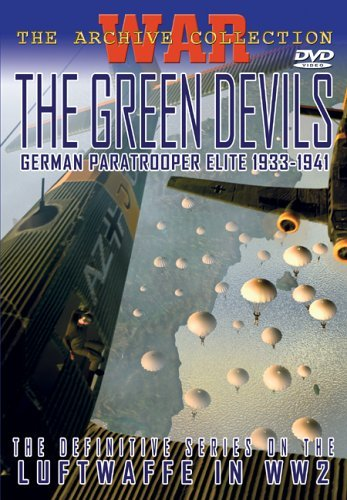 Green Devils German Paratroop Green Devils German Paratroop Nr