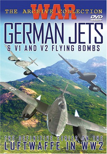 German Jets Vol. 1 2 Flying Bombs Of Ww2 Clr Nr