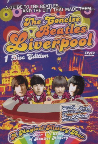 Concise Beatles Liverpool Concise Beatles Liverpool 2 DVD
