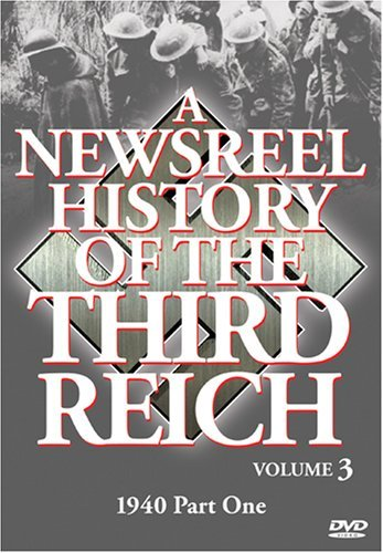 Vol. 3 Newsreel History Of The Newsreel History Of The Third Bw Nr 2 DVD