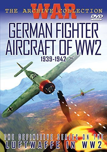 Aircraft Of The Luftwaffe Aircraft Of The Luftwaffe Nr 8 DVD