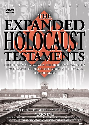 Expanded Holocaust Testaments Expanded Holocaust Testaments Nr 6 DVD