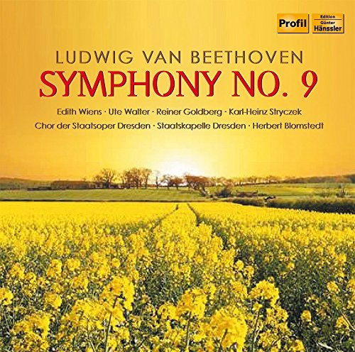 Ludwig Van Beethoven Symphony No. 9 Wiens Walther Goldberg Strycze