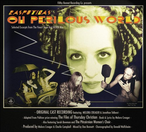 Rasputina Oh Perilous World Lmtd Ed. 2 CD Set