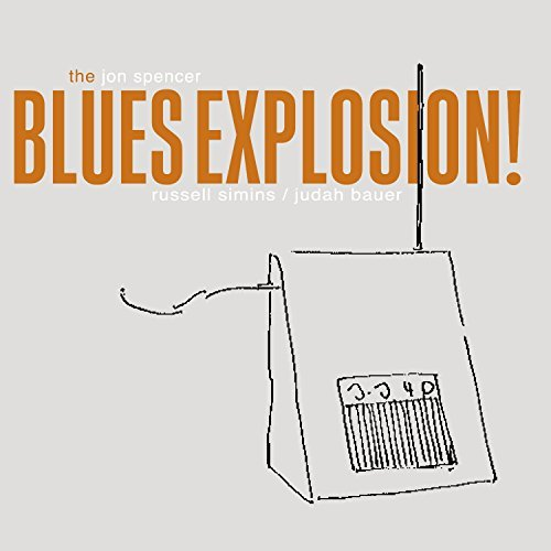 The Jon Spencer Blues Explosion Orange
