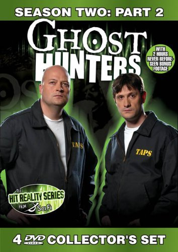 Ghost Hunters Pt. 2 Season 2 Clr Nr 4 DVD Coll. E