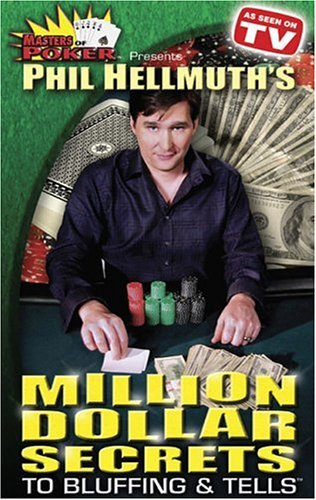 Masters Of Poker Vol. 2 Phil Hellmuths Million Clr Nr
