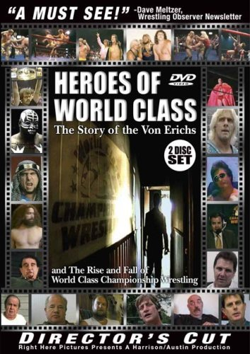 Heroes Of World Class Wrestlin Heroes Of World Class Wrestlin Clr Nr Directors Cut