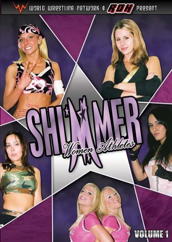 World Wrestling Network Presen Vol. 1 Shimmer Clr Nr