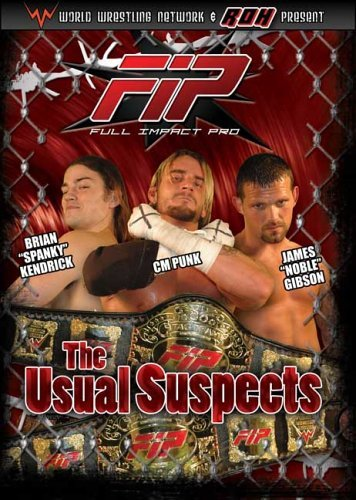 World Wrestling Network Presen Fip Usual Suspects Clr Nr