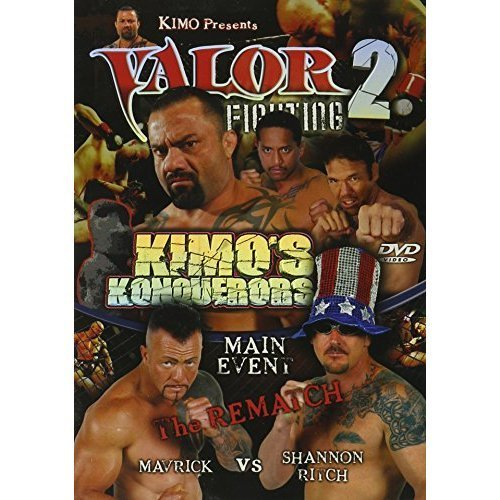 Kimo Presents Valor Fighting Vol. 2 Kimo's Konquerors Clr Nr