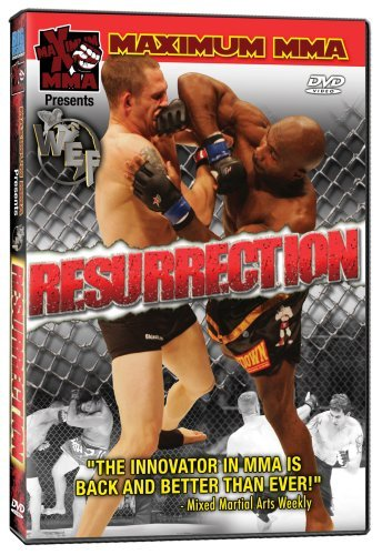 Maximum Mma Presents Wef Resurrection Clr Nr