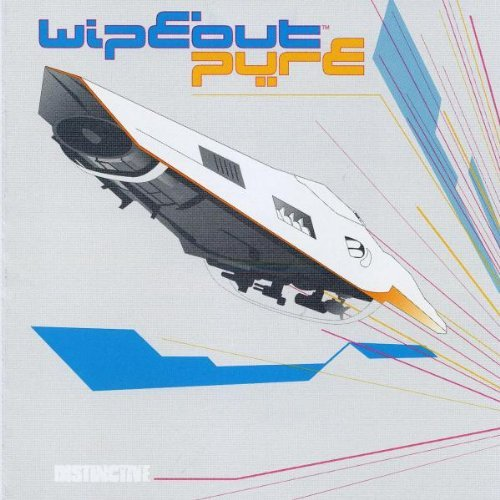 Wipeout Pure Official Soundtr Wipeout Pure Official Soundtr