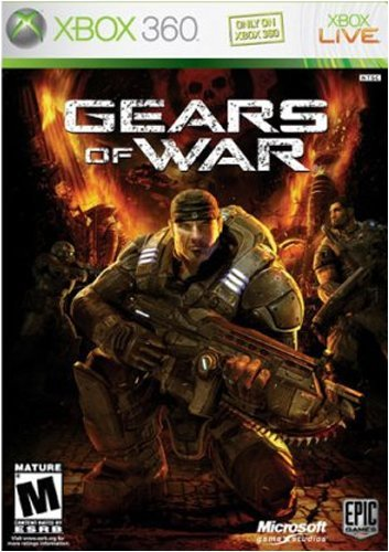 X360 Gears Of War