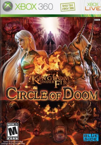 Xbox 360 Kingdom Under Fire Circle Of