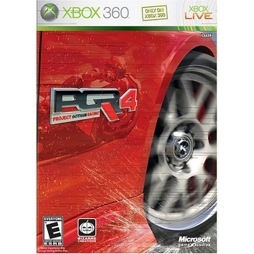 Xbox 360 Project Gotham Racing 4
