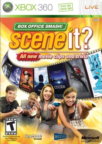 X360 Scene It Box Office Smash