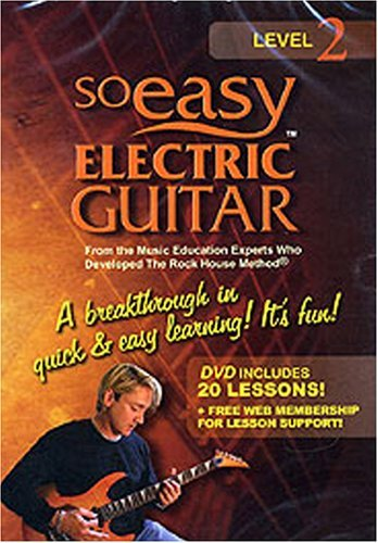 Level 2 Electric Guitar So Easy Nr