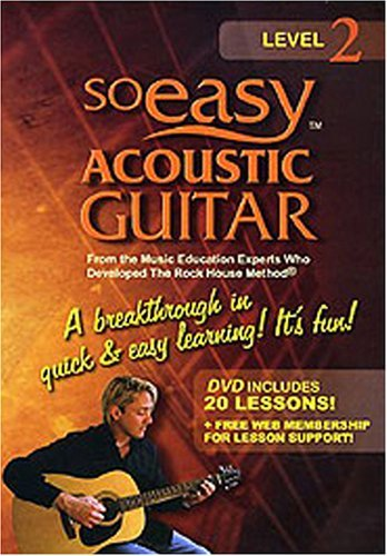 Level 2 Acoustic Guitar So Easy Nr