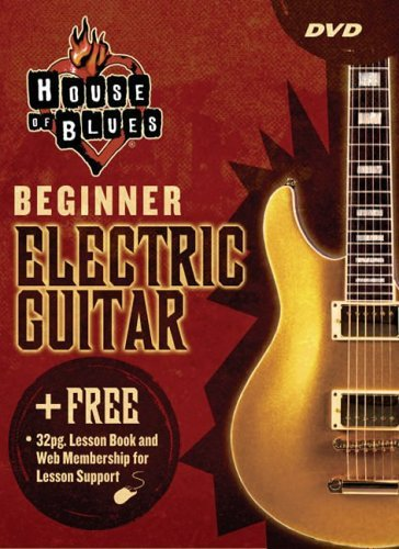 Beginner Electric Guitar House Of Blues Presents Nr