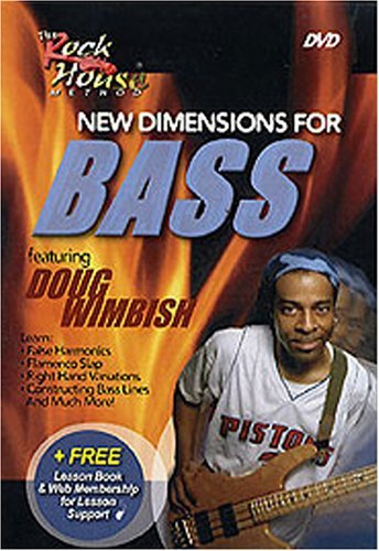 New Dimensions For Bass Featur Rock House Nr