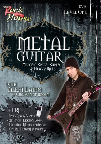 Level 1 Metal Guitar Melodic Speed Shr Nr