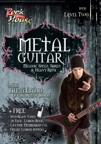 Level 2 Metal Guitar Melodic Speed Shr Nr