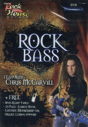Learn Rock Bass (beginner) Mccarvill Chris Nr