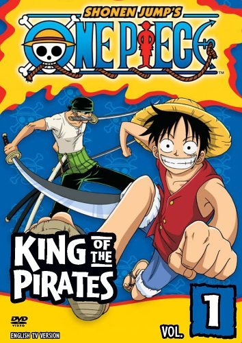 One Piece Vol. 1 King Of The Pirates Clr Nr Edited
