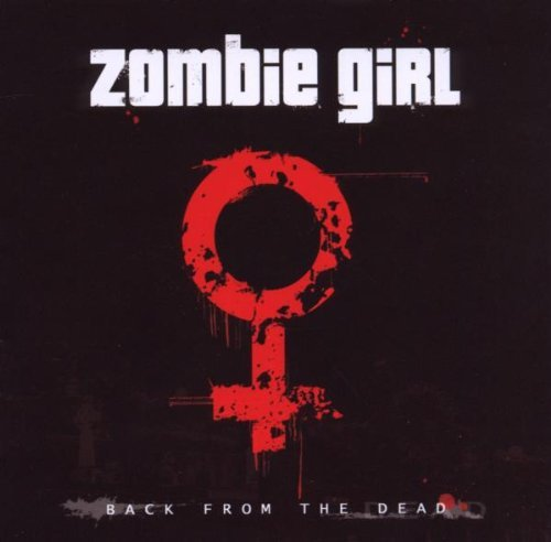 Zombie Girl Back From The Dead Ep