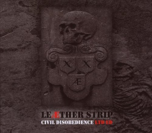 Leaether Strip Civil Disobedience Limited 3 CD