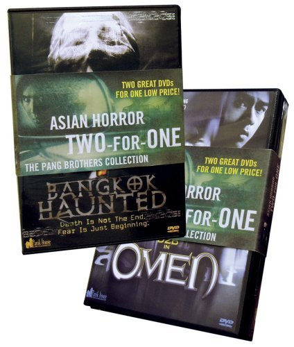 Pang Brothers Collection Asian Horror Clr Eng Sub 2 DVD Set