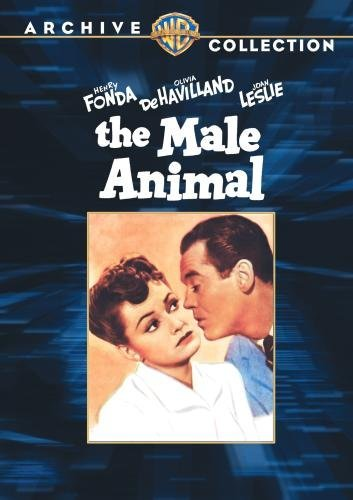 Male Animal Fonda Havilland Leslie DVD Mod This Item Is Made On Demand Could Take 2 3 Weeks For Delivery