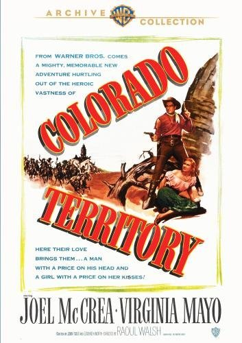 Colorado Territory Mccrea Mayo Malone DVD Mod This Item Is Made On Demand Could Take 2 3 Weeks For Delivery