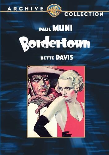 Bordertown Davis Muni Lindsay DVD Mod This Item Is Made On Demand Could Take 2 3 Weeks For Delivery