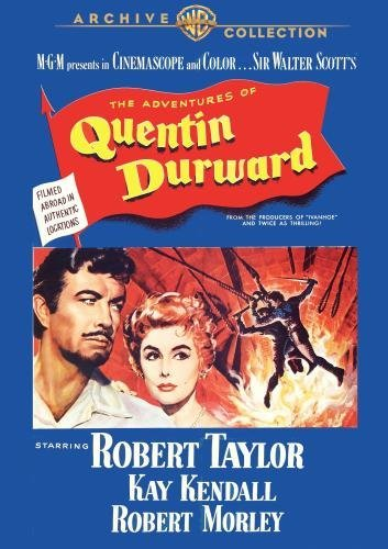 Quentin Durward Taylor Morley Cole DVD Mod This Item Is Made On Demand Could Take 2 3 Weeks For Delivery