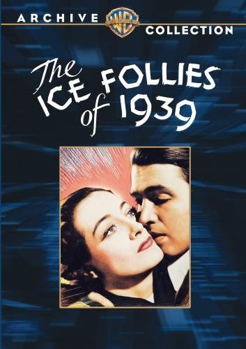 Ice Follies Of 1939 Crawford Stewart Ayres Made On Demand Nr