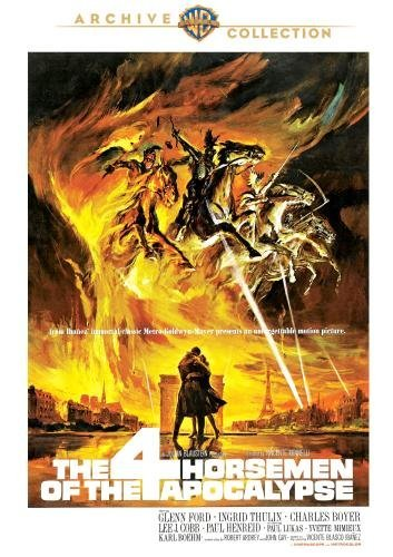 Four Horsemen Of The Apocalyps Ford Cobb Boyer Made On Demand Nr