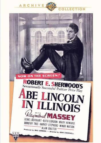 Abe Lincoln In Illinois Lockhart Massey Gordon DVD Mod This Item Is Made On Demand Could Take 2 3 Weeks For Delivery